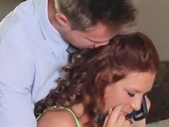 Incredible pornstar Sasha Summers in horny cumshots, blowjob sex scene
