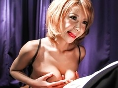 Crazy Japanese chick Sumire Matsu in Amazing JAV uncensored Big Tits movie