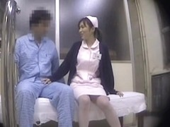 Busty nurse gets dicked in hardcore Japanese sex video