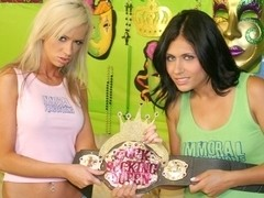 ImmoralLive Video: Kaylee VS Lexi