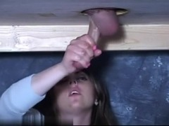 Great glory hole action