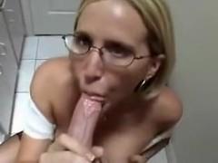 Schoolgirl roleplay wife