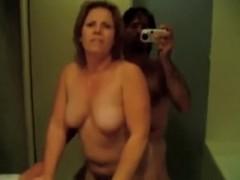 She got ass fucked