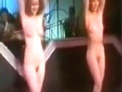 Vintage Striptease Show 1