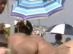 Two amateur ladies expose their nice natural boobies