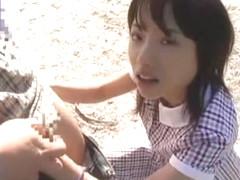 Crazy Japanese slut in Hottest Outdoor, Compilation JAV movie
