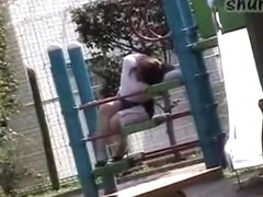 Masturbating on a very hot and pretty Japanese broad