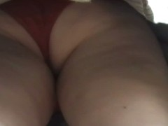 That phat ass is so freaking delicious and sexy looking