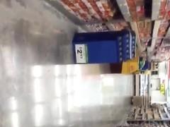 Latina ass shopping