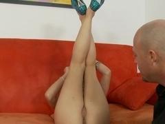 Fabulous pornstar Lexii Madison in Crazy Cumshots, Redhead xxx video