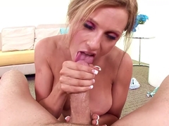 Fabulous pornstars Athena Angel, Violet Monroe in Amazing Blowjob, Deep Throat xxx video