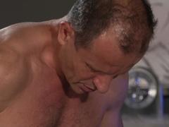 Horny pornstars Yasmin Scott, George in Amazing Big Tits, Romantic sex scene