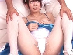 Hottest Japanese model Mayu Nozomi in Amazing JAV censored Fingering, Gangbang scene