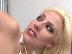 Crazy pornstar Jessie Volt in exotic small tits, big cocks porn scene
