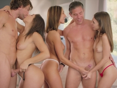 VIXEN Riley Reid, August Ames and Abella Dangers Day Out