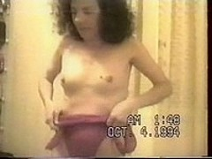 Erotic dance from hot nan