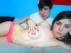 Truly Cute Str8 Twink Gives His Gal Some Ramrod