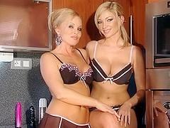 Silvia and Aneta