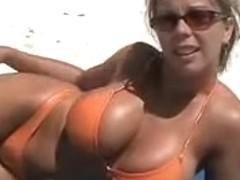 Beach Wife fuck