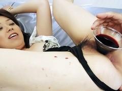Crazy Japanese slut Chihiro Misaki in Amazing JAV uncensored Anal movie