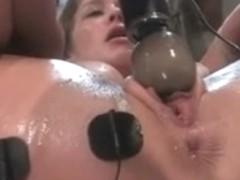 BDSM orgasm compilation
