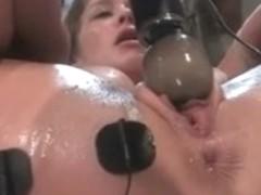 BDSM orgasm compilation