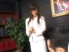 Perverted Office Lady Gokkun 30