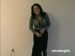 Tori's Calendar Audition - netvideogirls