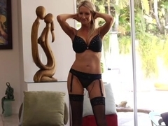 Emma Starr having sex with her boss