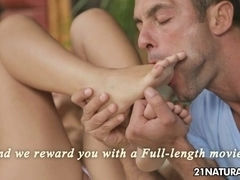 21Sextury XXX Video: Two feet to perfection