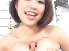 Crazy Japanese model Rion Natsuki, Serina Ninomiya, Neiro Suzuka in Best POV JAV movie