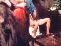 Crazy retro porn video from the Golden Era