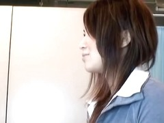 Japanese gyno video with sexy slut plugged by a hard peter
