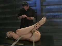Lorelei Lee Day 4Facing Fears, Taking Brutal Torture, and Extreme Orgasms