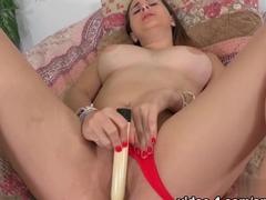 Crazy pornstars Ashley Adams, Aiden Ashley in Hottest Solo Girl, College xxx scene
