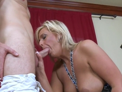 Horny pornstar in Fabulous Blowjob, Big Ass porn movie