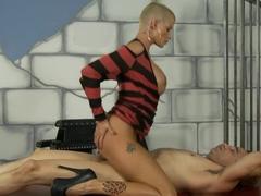 Exotic pornstar Joslyn James in Amazing Blonde, MILF xxx clip