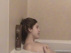 XXXHomeVideo: Angela's Bathtub