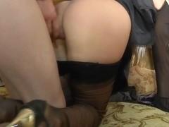 PantyhoseTales Video: Susanna and Robin