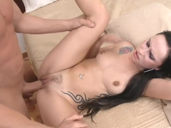 Jenet Arquez & Billy Glide in Latina Dultery