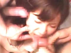 Fabulous Japanese whore in Exotic Facial, BDSM JAV scene