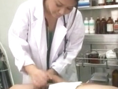 Hottest Japanese chick Miku Tanaka, Yuzu Yamanashi, Ryo Sena in Incredible Handjobs JAV scene