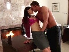Sweet MILF India Summer gets boned well
