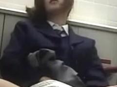 school girl masterbrate
