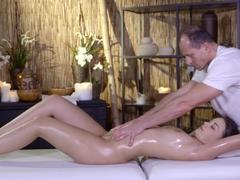 Crazy pornstars Anina Silk, George in Fabulous Big Ass, Small Tits porn clip