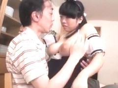 Best Japanese girl Ai Sato in Hottest Big Tits, Handjob JAV clip