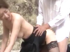 Exotic Japanese slut Kei Marimura in Horny Outdoor, Beach JAV video