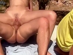 Real Sex Party On The  Beach, Part 2