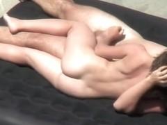 Sexy hotty tugs a rod and fucks it