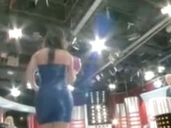 Sexy TV show where girls try to bowl wearing unfitting clothes
